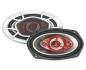 1.5mx18cm 3-Way Coaxial Car Speaker System [Electronics]