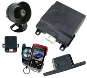Excalibur AL-2050-EDPB 2-Way Security and Remote Start System with 1 Mile Range