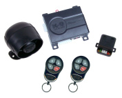 K9 K9CLASSICEDP2 Car Alarm Vehicle Security System with 24 Programmable Features