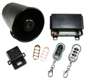 K9 MUNDIAL5 Vehicle Security and Keyless Entry System with Anti-Carjack
