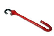 Dr. Hook Pedal to Steering Wheel Lock - Red
