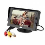 11cm LCD TFT Rearview Monitor screen for Car Backup Camera