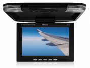 XO Vision GX2156B 31cm Wide Screen Overhead Monitor with Built-in DVD Player and HDMI Input
