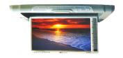 XO Vision GX9937 Semi-motorised 23cm Wide Screen Overhead Flip Down Ceiling Mount Car TFT LCD Monitor