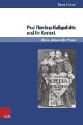 Paul Flemings Kussgedichte Und Ihr Kontext  [GER]