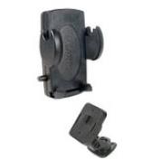 Arkon 2.5cm Multi Angle Ratcheting 3M Adhesive Dash Mount for Universal Phone, Smartphone and PDA - Black