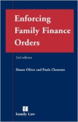 Enforcing Family Finance Orders Second edition