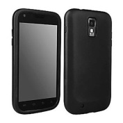 T-Mobile OEM Sleeve Gel Cover Skin Case for T-Mobile Samsung Galaxy S II T989 -Black