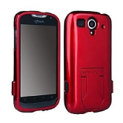 Body Glove Vibe Shell Case for T-Mobile Huawei MyTouch - Solid Red