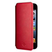 Twelve South SurfacePad for iPhone 5/5s - Ultra-slim luxury leather cover with display stand