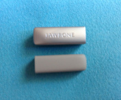 2pcs Replacement Light Grey End Caps Covers for Jawbone UP 2 2nd Gen 2.0 Bracelet Band Cap Dust Protector