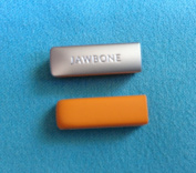 2pcs Replacement Orange End Caps Covers for Jawbone UP 2 2nd Gen 2.0 Bracelet Band Cap Dust Protector