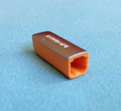 1pc Replacement Orange End Cap Cover for Jawbone UP 2 2nd Gen 2.0 Bracelet Band Cap Dust Protector