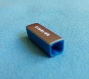 1pc Replacement Blue End Cap Cover for Jawbone UP 2 2nd Gen 2.0 Bracelet Band Cap Dust Protector