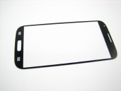 for Samsung Galaxy S4 SIV i9500 ~ Front Screen Cover Glass Lens Outer Glass Lens for Samsung Galaxy S4 SIV i9500 black With Free Tools