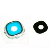 Generic Original Camera Frame Holder Lens Cover For for Samsung Galaxy S4 i9500 i9505 i337 i545 R970 L720 M919