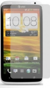 amFilm (TM) Premium Screen Protector Film Clear (Invisible) for HTC One X (3 Pack)