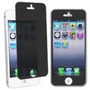 Importer520 3X Anti-Spy Privacy Screen Protector Compatible with iPhone 5S / iPhone 5C / iPhone 5 - AT & T, Sprint, Version