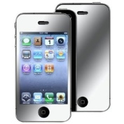 5 Pack of Mirror Screen Protectors for Apple iPhone 4