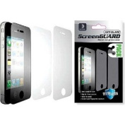 DELTON DSPIPR3P4 Anti-Glare Screen Protector for iPhone 4/4S - 1 Pack - Retail Packaging - Matt