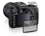 LARMOR By GGS 4 Generation Self-adhesive Optical Glass LCD Screen Protector for Canon EOS 5d Mark III Dsrl Camera