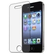 Importer520 6 Pack iPhone 4 / 4S Anti-Glare, Anti-Scratch, Anti-Fingerprint - Matte Finishing Screen Protector