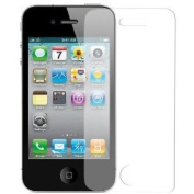 RND 3 Screen Protectors for Apple iPhone 4 and/or 4S (Anti-Fingerprint/Anti-Glare - Matte Finish) with lint cleaning clothes