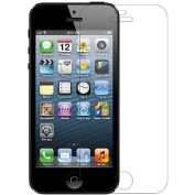 Amzer Super Clear Screen Guard Protector with Cleaning Cloth for Apple iPhone 5, iPhone 5S