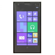 RND 3 Screen Protectors for Nokia Lumia 1020 (Anti-Fingerprint/Anti-Glare - Matte Finish) with lint cleaning clothes