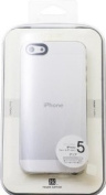 Power Support Clear Air Jacket Set For iPhone 5 (2 screen protectors