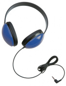 Children's Stereo Headphone Leightweight For Young Children / Students - 2800-BL Califone