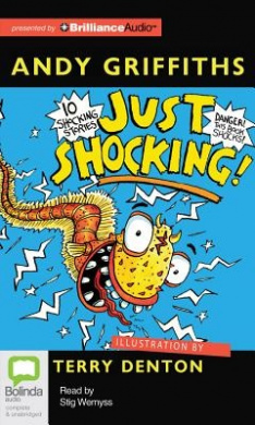 Just Shocking! (Just Books (Audio))