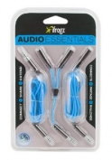 iFrogz IFZ-AU-KIT-BLU Audio Essentials Kit