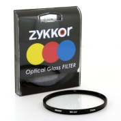 Zykkor 77mm MC UV Multicoated Ultraviolet MCUV HD filter