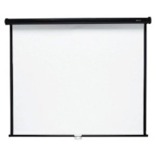Quartet Wall or Ceiling Projection Screen