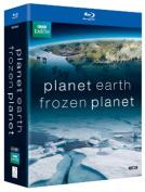 Planet Earth/Frozen Planet [Region B] [Blu-ray]