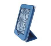 iShoppingdeals - for Amazon Kindle Paperwhite Folio PU Leather Cover Case, Blue