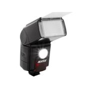 Professional Dedicated Digital TTL Flash with LED Video Light for Nikon DSLR Cameras