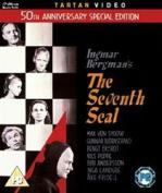 The Seventh Seal [Region 2] [Blu-ray]