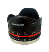 Samyang SY75MFT-B f7.5 Lens for Micro Four Thirds
