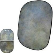 Savage Infinity 150cm x 180cm Collapsible Disc / Reversible Muslin Style Background - Spring Essence