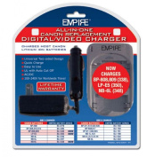 Empire DVUCAN1 / DVU-CAN1 / DVU-CAN1 AC/DC Universal Battery Charger FOR CANON