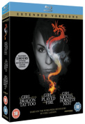 The Girl... Trilogy - Extended Versions [Region B] [Blu-ray]