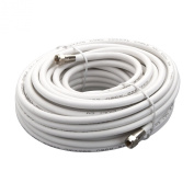AmerTac - Zenith VG105006W RG6 Coaxial Cable 15m