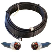 NEW Wilson Electronics Wilson Component Coaxial Cable N-type Male Network-15m Copper Conductor