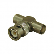 Cal Test Electronics In Series High Performance Instrument Grade Coaxial Adapter