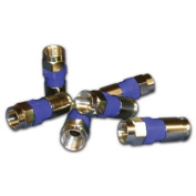F Connector - for RG6/U - 50 pk