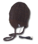Tooks FLAPJAC Headphone Hat With Built-in Removable Headphones - colour