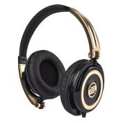 Reloop RHP-5 DJ Headphones, Gold Rush