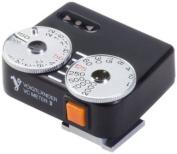 Voigtlander VC Metre II Shoe Mounted Speed Light Metre - Black